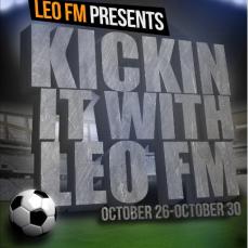 Flyer Design: LEO FM