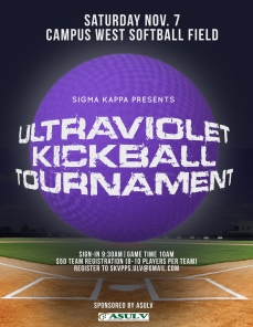 Flyer Design: Sigma Kappa