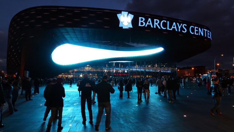 Barclays Center StadiumSignage